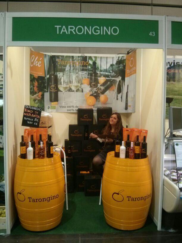 Tarongino en Biocultura Valencia